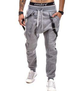 Hosen mit Hosenträger