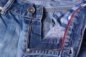 Reißverschluss wechseln und Kleidung länger tragen