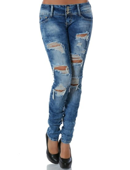 Zerrissene jeans test vergleich top 10 im april 2018 - Zerrissene jeans damen ...